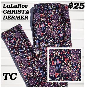 NEW Lularoe Tall & Curvy (TC) Leggings